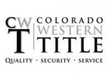 co western title logo