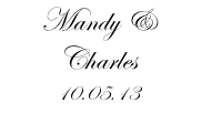 for 234x191 Mandy and Charles